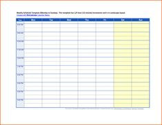 Calendar Template 4 Day Week The 4 Secrets About Calendar Template 4 Day Week Only A Handful Of People Know Weekly Schedule, Survey Template, Business Plan Template Free, Schedule Templates, Planner Template, July 2012 Calendar, Microsoft Excel, Student Business Cards