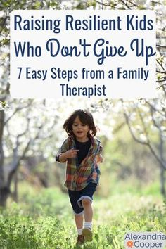 Raise strong, resilient kids who won't give up when things get tough. Help kids learn the life-skills they need with this parenting advice from a Family Therapist. Includes a freebie with 11 mantras for kids! parenting tips Gentle Parenting, Parenting Advice, Kids And Parenting, Parenting Styles, Parenting Classes, Peaceful Parenting, Foster Parenting, Parenting Quotes, Practical Parenting