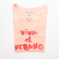 Viva el verano #Fashion #ThinkingMU #Clothes #Smile #Hope #Bear #Shirt #Sun #Sol #Verano #Summer #Smile #Sonrisa