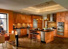 Kraftmaid kitchen cabinets