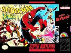 Do you remember this awesome spiderman game on the snes?