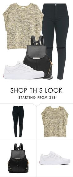 """Outfit #1732"" by lauraandrade98 on Polyvore featuring Vans"