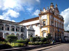 Cachoeira, Bahia - Brasil -  Igreja e Convento da Ordem Terceira do Carmo e Museu da Ordem Terceira do Carmo