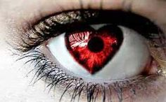 Find images and videos about blue, red and eyes on We Heart It - the app to get lost in what you love. Pretty Eyes, Cool Eyes, Beautiful Eyes, Amazing Eyes, Beautiful Things, Coeur Gif, Look Into My Eyes, I Love Heart, Jolie Photo