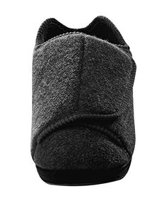 a5091c624e2 Buy Mens Extra Extra Wide Slippers Adjustable Closures - Swollen Feet -  Diabetic Edema online