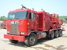 halliburton trucks - Google Search