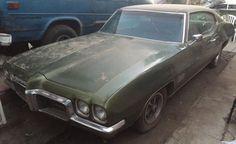 Gold Dust: 1970 Pontiac LeMans Sport - http://barnfinds.com/gold-dust-1970-pontiac-lemans-sport/