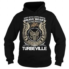 Awesome Tee TURBEVILLE Last Name, Surname TShirt v1 T shirts