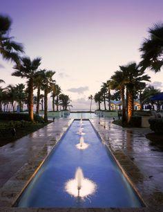 Beautiful Caribe Hilton -- San Juan, Puerto Rico