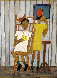 William H. Johnson: Going Out, 1939-42