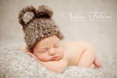 Bunny Ear Beanie (Ariana Falerni Photography & Design)