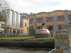 Birra Korca, Albania  The first Albanian beer, Birra Korça's factory just outside the city of the same name is a hidden gem, and then some. Established way back in 1928, the company is still the second largest beer producer in all Albania.
