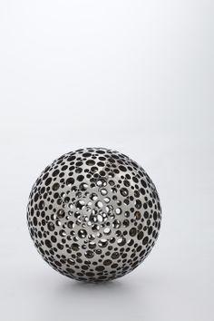 """Saatchi Art Artist: Yongsun JANG; Metal 2011 Sculpture """"Particle 470915"""""""
