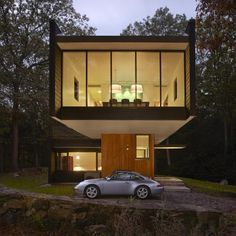 Waccabuc House by Chan-li Lin