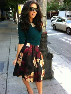 I love Stacy London's story, her message, and her personal fashion.  She is just awesome!