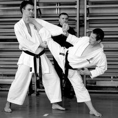 Masao Kagawa Sensei Shotokan Karate