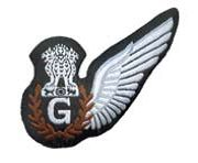 Aircrew badges commonly known as WINGS are worn by theIndian air force's officers and airmen crew on their uniforms is the symbol of qualification badge Indian Air Force, S Monogram, Indian Army, Badge, Badges