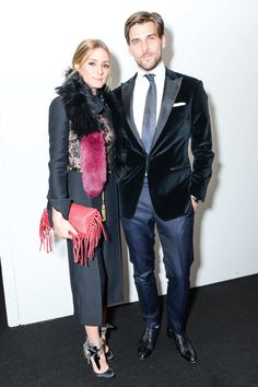 Olivia Palermo, Johannes Huebl - The Cut