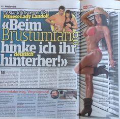 "Hol dir den Sonntags-Blick am Kiosk heute! Seite 40   www.cindytraining.com www.centurionclub.ch  Check out the Swiss Sunday Newspaper ""Sonntags Blick""  I'll post the link, once it's online, here the paper version first!  #CindyLandolt #SonntagsBlick #CenturionClub #FitnessCenter #PersonalTrainingZurich #PersonalTrainerZurich #FitnessTrainerZurich"