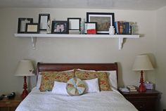 like this shelf for above bed