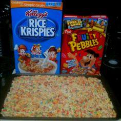 ... Rice Krispies on Pinterest | Rice krispie treats, Rice krispies treats