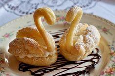 Pâte à Choux / Choux Pastry (milk version)