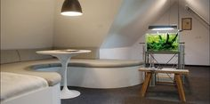 Modern Studio interior
