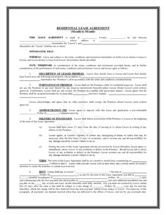 storage rental agreement template simple .