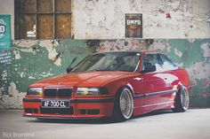 BMW 3-Series E36 - BBS RS | Flickr - Photo Sharing!