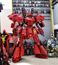 LEGO: MSN-04 Sazabi