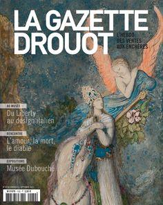 Gazette Drouot n°30 du 11 septembre 2015. #ArtMarket #Magazine #Enchères #Auction #AncienArt #Angel