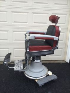 7 best theo a kochs barber chairs images barber chair barber shop rh pinterest com