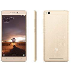 """Xiaomi Redmi 3 DUAL-SIM 4G 5"""" HD IPS Okostelefon 2/16GB HUN"""