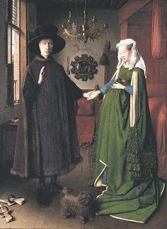 Van Eyck, The Arnolfini Marriage