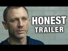 Honest 007 Skyfall Movie Trailer - #funny #movies