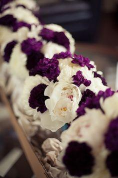 Bridesmaids bouquets !