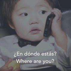 Donde estas?