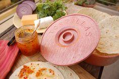 Apricot Pepper Quesadillas | Just Jan's