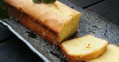 """殿堂入り心から感謝♡""""週末に大事な人と食べたい黄色い宝石の様なケーキ""""という素敵な名前の爽やかで美味しいケーキです。"""