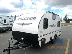 New 2014 Palomino Palomini 132FD Travel Trailer at Blue Dog RV   Spokane Valley, WA   #144077