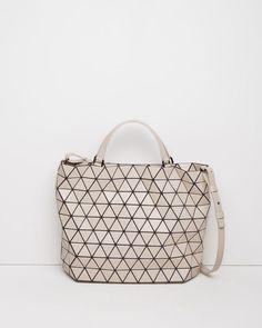 Bao Bao by Issey Miyake | Crystal 2 Shoulder Bag | La Garçonne