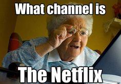 grandma internet netflix