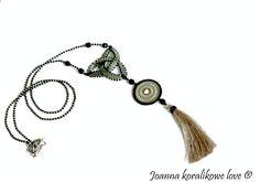 Celtic Knot beading jewelry pendant