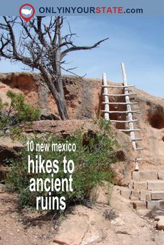 Travel | New Mexico | Ancient Ruins | Fascinating Places | Hikes | Hiking | The Outdoors | Places To Visit | Outdoor Activities