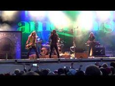 Amorphis Live - Shades of Gray, Sotkamon Syke 19.7.2013 - YouTube