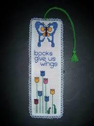 """Képtalálat a következőre: """"cross stitch bookmark"""""""