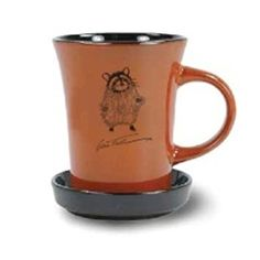 It would put a smile on my face every morning if I had this mug to sip my coffee from.