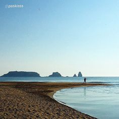 Views of #IllesMedes from La Gola del Ter #inCostaBrava  Picture by @paskisss (Instagram)