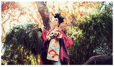 LizzAubrey.com: Geisha Glam