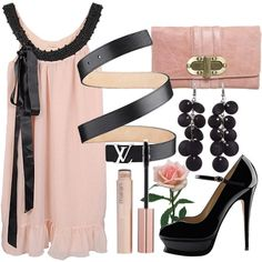 """""""Black"""" by minni on Polyvore"""